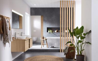 Duravit: Die neue Komplettbadserie D-Neo revolutioniert den Einstiegsbereich im Badezimmer